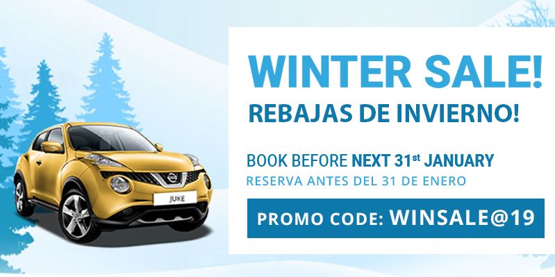 Espacar Winter Sale!  Best prices for 2019!