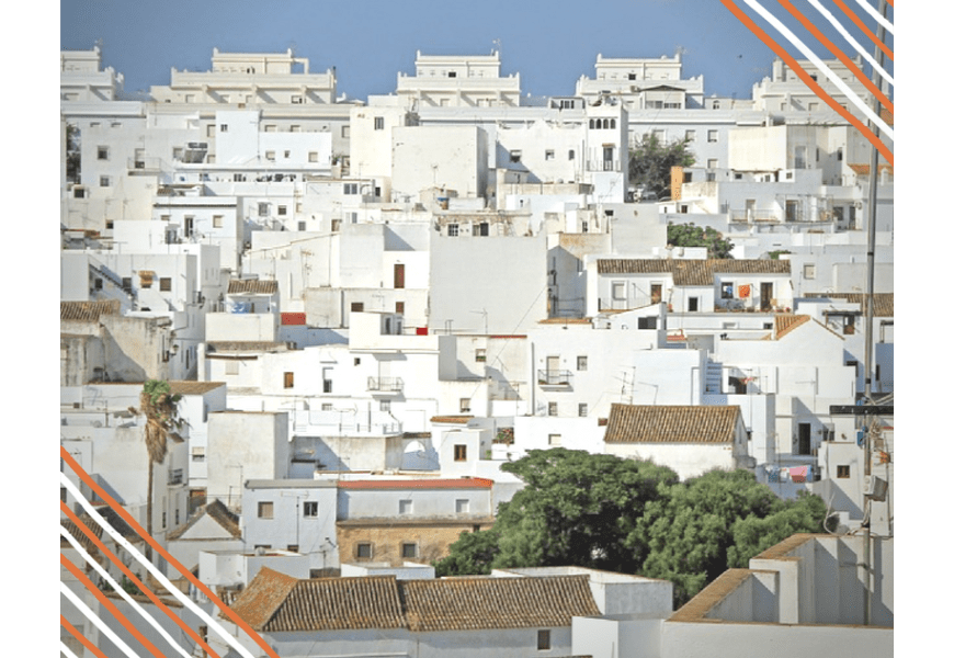 The white villages of Cádiz