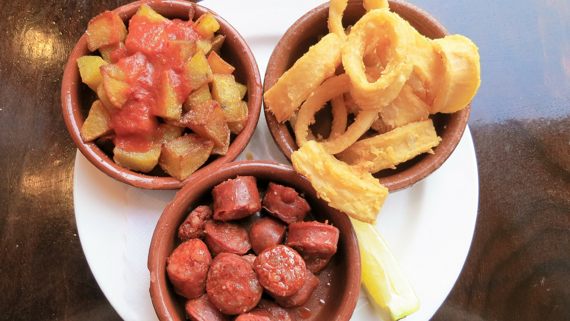 Restaurants in Málaga with free tapas