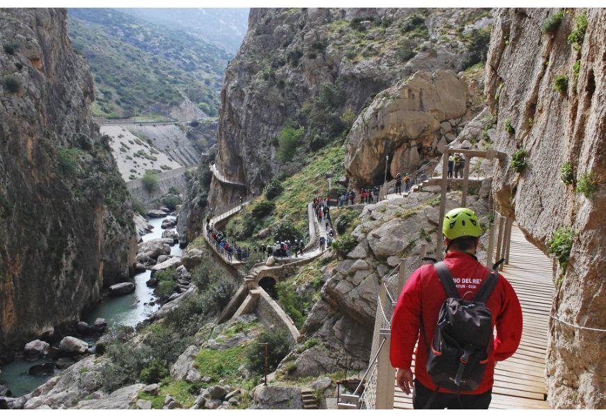 Best hiking trails in Malaga