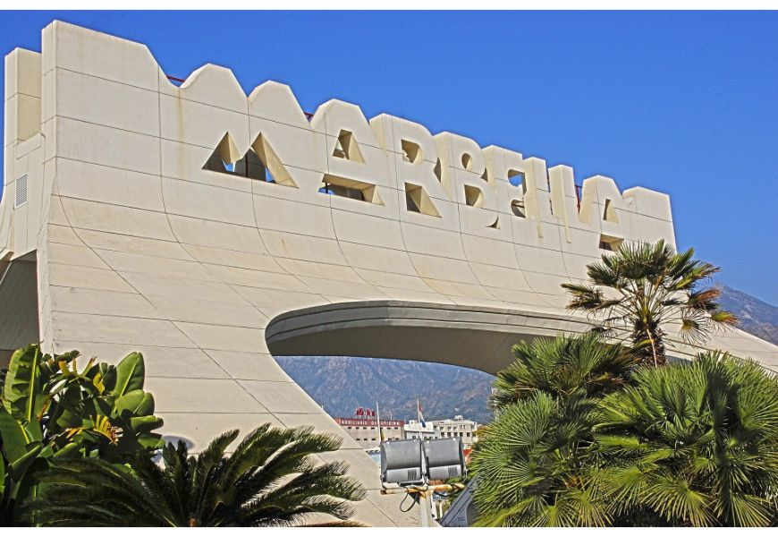 How to reach Marbella from Malaga Airport