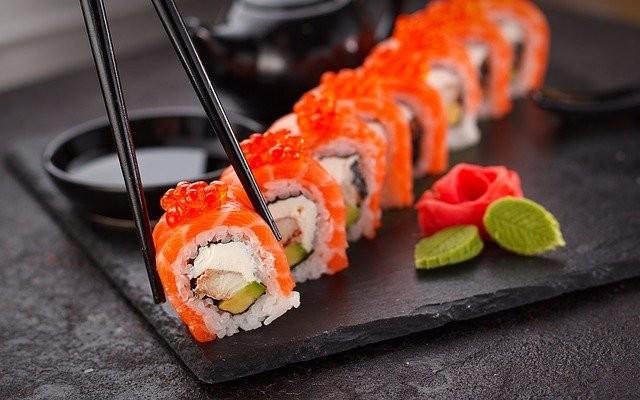 Sushi pas cher à Malaga