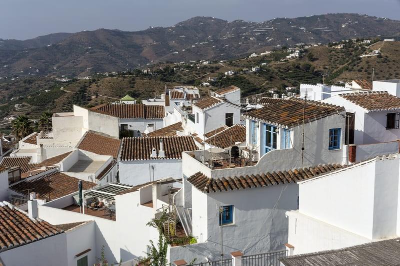Comment arriver à Frigiliana depuis Malaga?