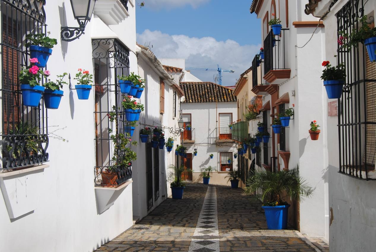 10 places to visit in Estepona