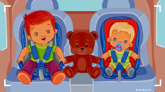 regulations about chlid car seats