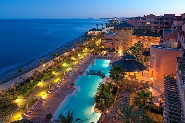 Hoteles Spa Costa del Sol