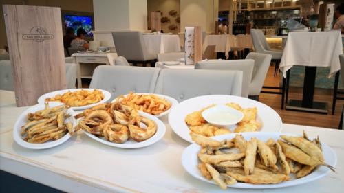 Mejores restaurantes en Málaga