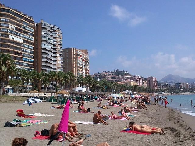 Playas en Málaga verano 2020
