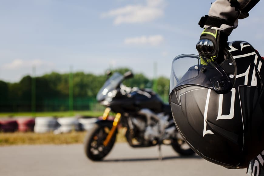 Motorbike Routes Through Malaga
